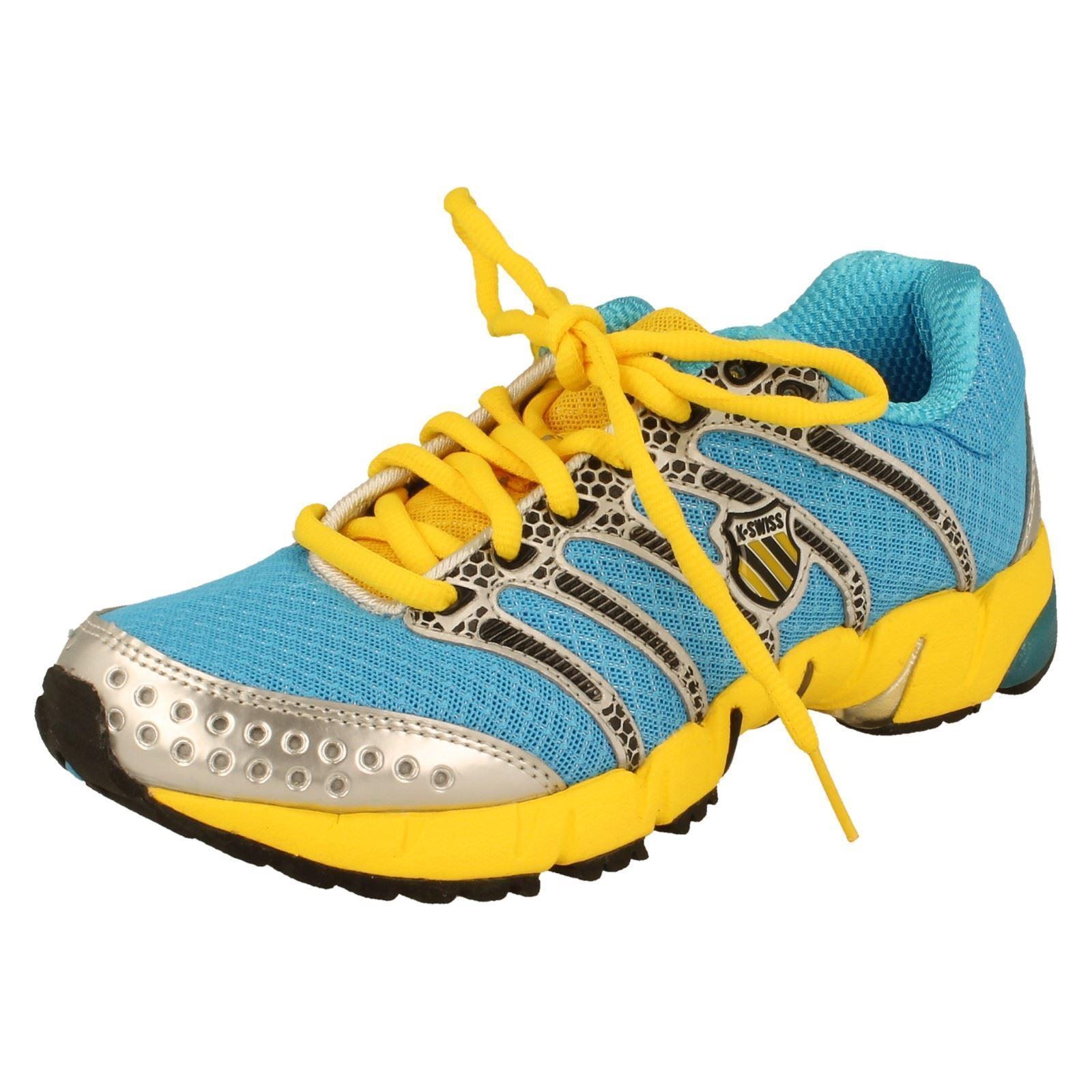 women K Swiss Coi Lacci Palestra Casual Mesh shoes Sportive da women K - Ona R