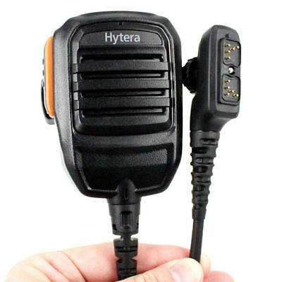 SM18N2 Speaker Microphone DMR IP57 Water Proof for HYTERA HYT PD702 PD780 PD785