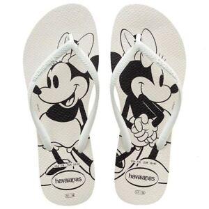 055f764a4 Havaianas Slim Disney Minnie Mouse Women Flip Flop Shoe Vary Color ...