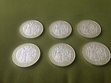 1910-2010 Mexican Revolution Centennial Silver Proof 2 oz 10 Peso Coin - Adelita