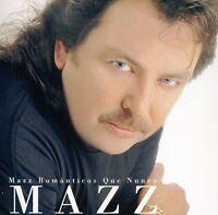 Mazz - Mazz Romanticos Que Nunca [new Cd] on Sale
