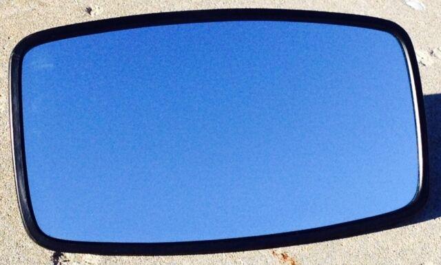 "Universal Front End Loader Mirror, Super Size 9"" x 16"", Volvo, JCB, John Deere"