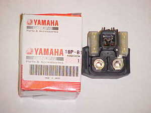 Starter Start Relay Switch Yamaha YFZ450R YFZ450X YFZ450 YFZ 450R