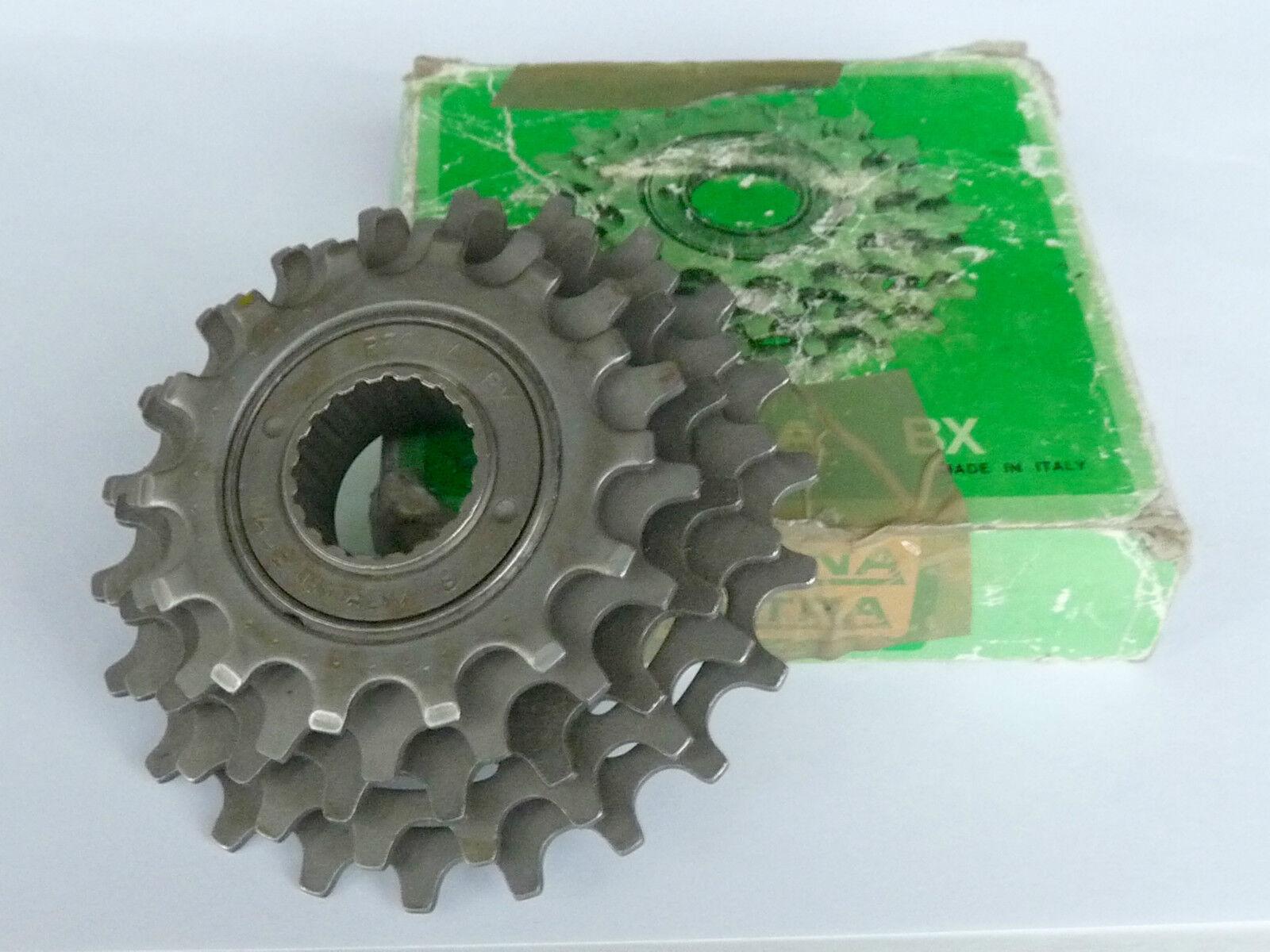 Regina Freewheel BX 5  Spd 14-22 ISO Thread Vintage Racing Bicycle NOS  discounts and more