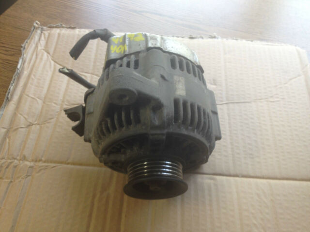 1994 Toyota Camry 4dr Alternator Free Shipping Ct