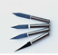5pcs 6mm shank 20 Degree 0.2mm Carbide PCB Engraving Bits CNC Router Tool
