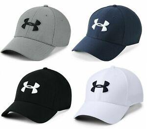 Under-Armour-Cap-Heat-Gear-Blitzing-Baseball-Hat-Golf-Summer-Sports