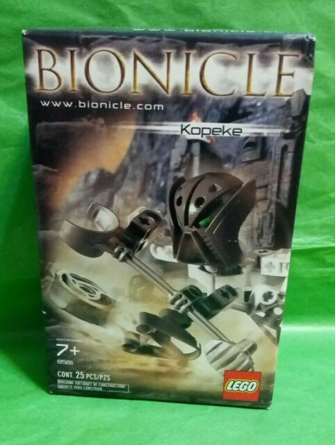 LEGO 8581 collectable BIONICLE - KOPEKE unopened