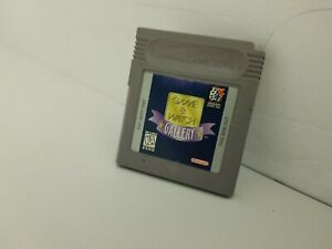 Game & Watch gallery Gameboy Original game Cartridge Worn label Tested G30