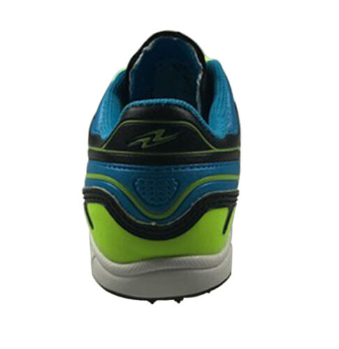 Arza Kids football Turf Chaussures Couleur Bleu//Lime