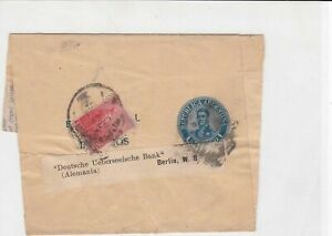 Argentina Vintage Newspaper stamps wrapper ref 21650