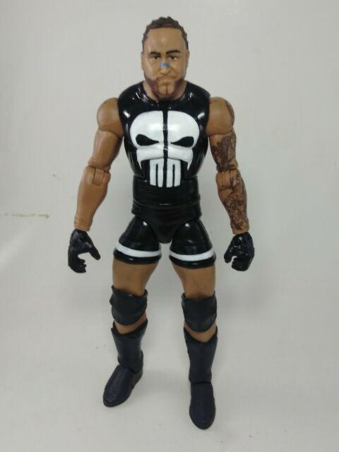 WWE custom made elite MVP Punisher attire