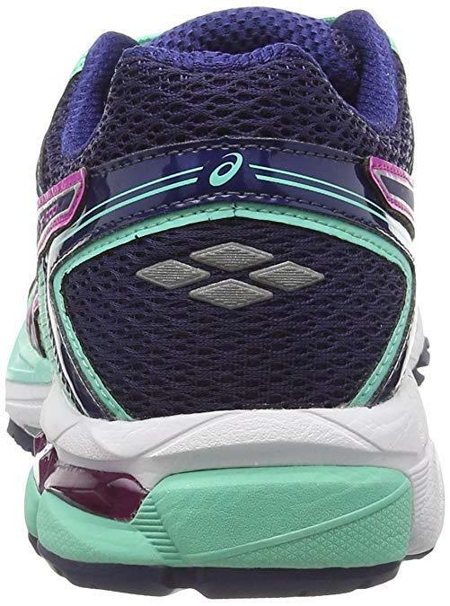 Asics GT 1000 V Ladies 4 Ladies V Running Trainers Shoes Mint Green Pink () a7bcde