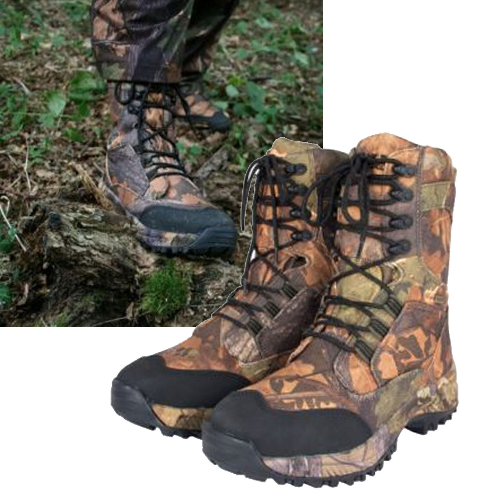 Jack Pyke Lightweight Tundra Thinsulate Insulated Stiefel Walking Shooting Fishing