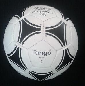ADIDAS TANGO SEOUL BALL. OLYMPIC GAMES 1988 SEOUL. BALÓN OLIMPIADAS 1988 -  España - a2727a10c5ff8
