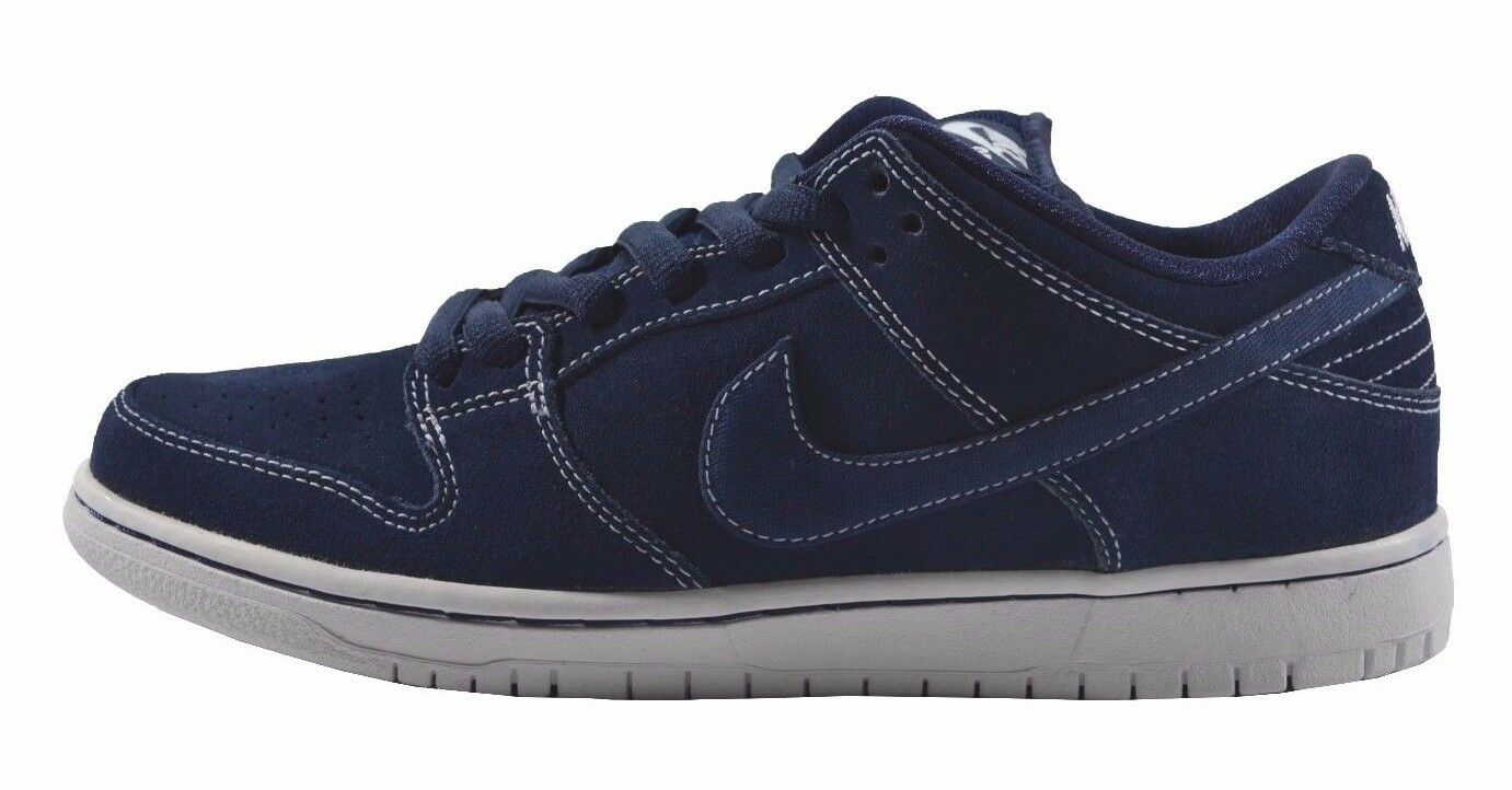 Nike DUNK LOW PRO SB MIDNIGHT NAVY Casual Skate Discount (300) Uomo Shoes