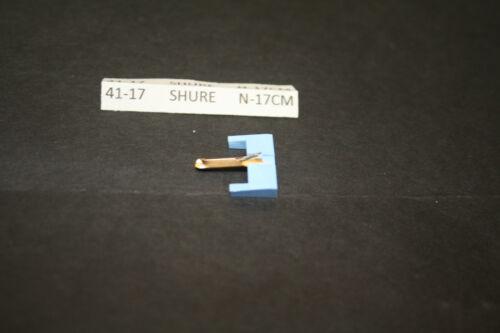 STYLUS NSM Hit 120 Shure N17 N-17 NEEDLE NEW DIAMOND juke box jukebox