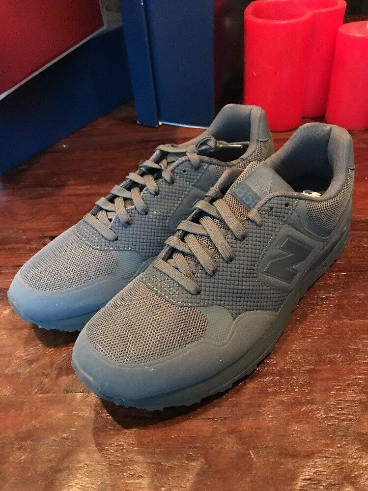 New Balance 11.5 ML850GG Mems Shoes Size 11.5 Balance Grey Sneakers 850 a43847