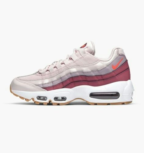 NEW Nike Women's Air Max 95 OG Barley Rose Hot Punch Price reduction New Sz 8.5 1/2