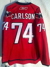 Reebok NHL Jersey Washington Capitals John Carlson Red sz 2X