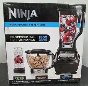 Ninja Mega Kitchen System 1500 Watt BL771A No Box, No Processor Bowl