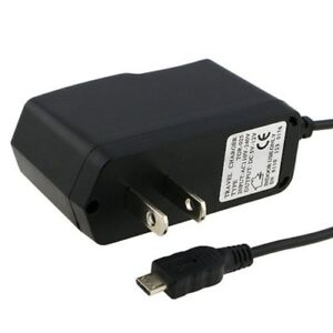 2A AC//DC Power Charger Adapter+USB Cord for Hisense Sero 7 Pro M470BSA Tablet PC