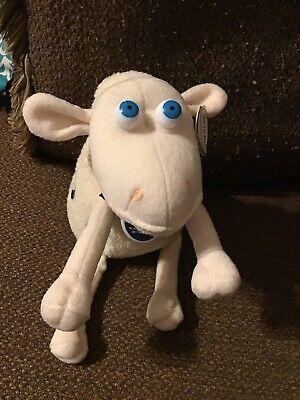 Serta Mattress Counting Sheep Plush Animal Doll Key Chain #75 New RARE Curto Toy