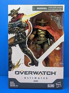 Hasbro-Overwatch-Ultimates-McCree-6-034-Action-Figure-2019-Ultimate