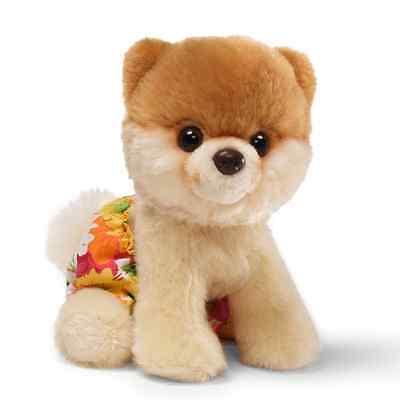 GUND POMERANIAN DOG - ITTY BITTY BOO  -  ##007 - BATHING SUIT -  #4035931 -