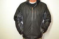 Regatta Mens Ascender Jacket Trw434 Black Waterproof Hiking Walking Raincoats
