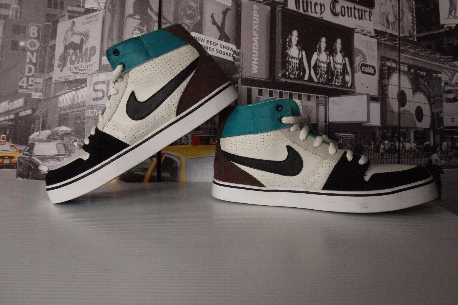 OG 2010 Nike Men's Ruckus US Mid Skateboarding Shoes 387174-100 US Ruckus Men's 9 14ddb8