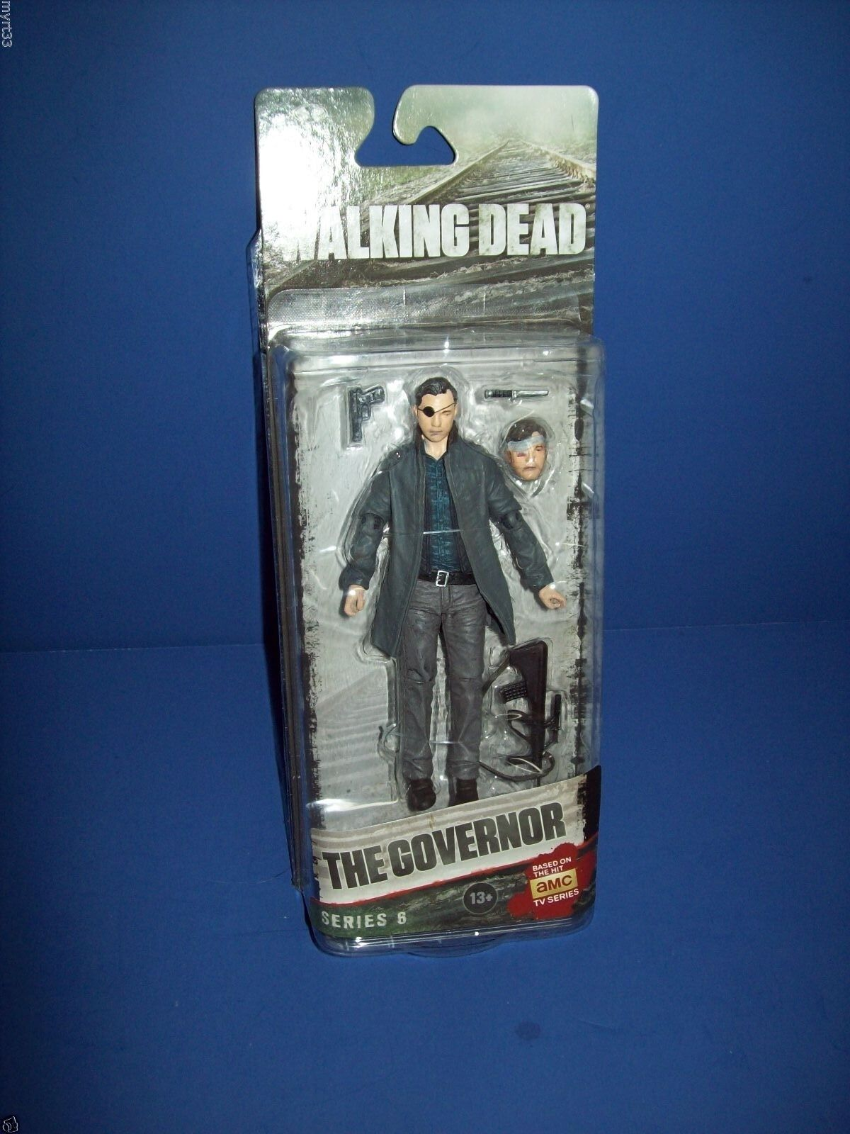 Amc mcfarlane twd zombie - serie 6 6 6 exklusive bild - der gouverneur nisb 7592fe