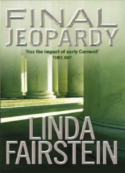 Final Jeopardy (Alexandra Cooper) By Linda Fairstein