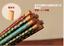 De bambú impermeable De Madera Reutilizable Palillos Chinos Japonesa Coreana Rojo Azul