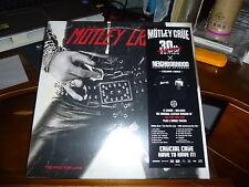 Motley Crue / Too Fast For Love - 30th Anniversary Box Set JAPAN Leathur Version