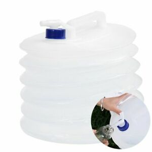 Sunncamp 15lt folding water container Carrier With Tap Ideal For Camping Caravan