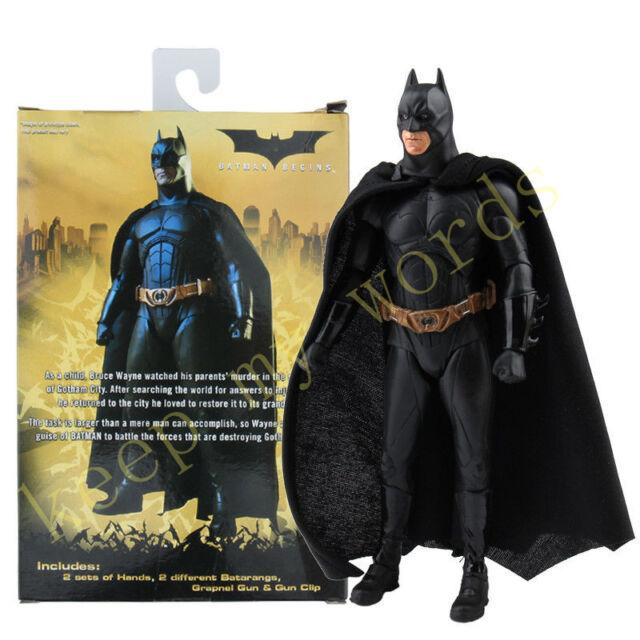 Neca Dc Comics Batman Comienza 17.8cm Figura de Acción Universo Estatua