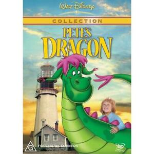 PETE-039-S-DRAGON-1977-DVD-NEW-amp-SEALED-DISNEY-CLASSIC-FREE-POST