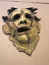 MASK LEATHERFACE TEXAS CHAINSAW MASSACRE Rubies Classic NEW w//Tags FREE SHIPPING