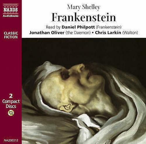 Frankenstein by Mary Wollstonecraft Shelley (CD-Audio, 1994)