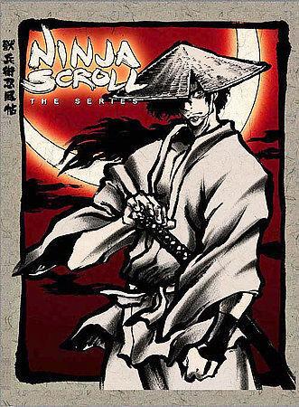 Ninja Scroll The Series Vol 1 Dragon Stone Dvd 2003 For Sale Online Ebay