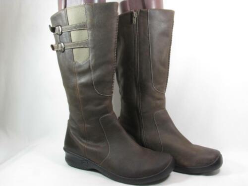 Keen Bern Knee High Boot Women size 11 Brown