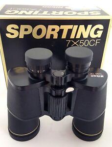 Nikon Binocolo Sporting 7 x 50 CF