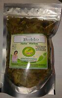 Mexican Herbs Boldo 4 Oz. Boldus Leafs Hierbas Mexicanas
