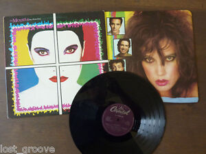 THE-MOTELS-All-Four-One-UK-LP-1982-VG-EX-VINYL-INNER-EST-12177-NEW-WAVE