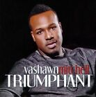 Triumphant by VaShawn Mitchell (CD, Aug-2010, EMI)