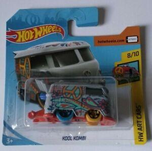 Kool-Combi-Hot-Wheels-2018-Hw-Art-Cars-8-10-Mattel
