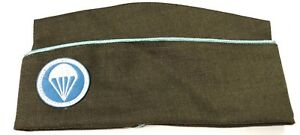 WWII-US-AIRBORNE-PARATROOPER-PX-OVERSEAS-CAP-EARLY-WAR-XLARGE