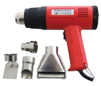 Heat Gun Hot Air Paint Wallpaper Stripper Remover 2000w Hilka Professional