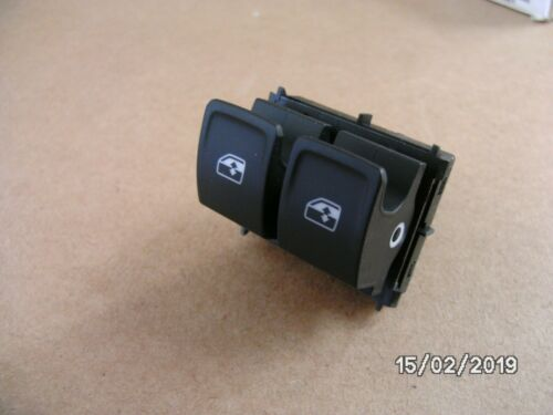 SEAT LEON 2013 Onwards 2 BUTTON WINDOW SWITCH 5G0959858F WHS Mk7 GOLF